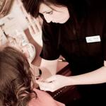 The Salon Make-up Application