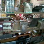 Tienda de cigarros y su variedad