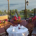 Sultanahmet Artefes Hotel Terrace Bar