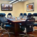 Hudson Square Boardroom