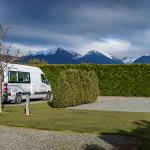 Motorhome sites.