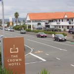 The Crown Hotel Napier Foto