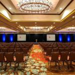 Marriott Ballroom - Theatre Setup