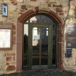 Entrance of Restaurant Alte Turmuhr