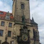 Photo de Old Town Hall and Astronomical Clock (Staromestska Radnice)