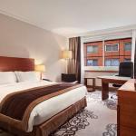 Lyon Marriott Hotel Cite International