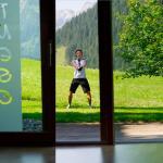 Hotel Jungbrunn, Tannheimer Tal, Tirol - Fitness im Grünen