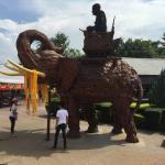 Der Fruchtbarkeits - Elefant