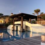 Astonishing pool view.