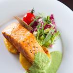 Филе лосося/Salmon Steak