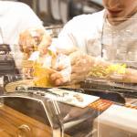 Ristorante Del Cambio - Mani in pasta