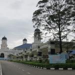大きくきれいなモスク