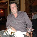 ROSARIO CASSATA CELEBRATING AT LA TAVOLA IN SYAVILLE, NY.