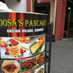 Dosas and Pancakesの写真