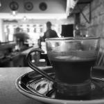 Relaxed atmosphere with great espresso