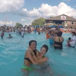 Wave Pool Fun at Action Park