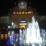 The Beautiful Golden Temple of Amritsar, Punjab