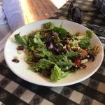 Roasted Beets and Arugula salad