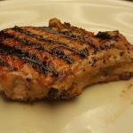 French Cut Pork Chop