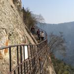 yang dan shan 雁荡山 hiking