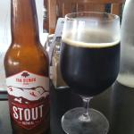 Local Tasmanian craft beers are available here