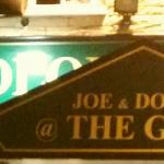 Joe & Dolores @ The Grill