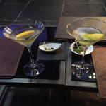 Pre-Dinner Martinis
