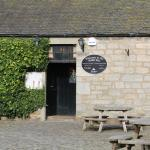 Stable bar courtyard