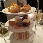 Food - Afternoon Tea at the Angel Photo