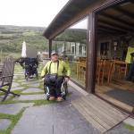 accesos accesibles con silla de ruedas y vistas espectaculares