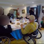 instalaciones accesibles con silla de ruedas