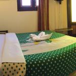 Panorma view of the room