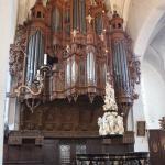 Inside St.Aegidien Lubeck