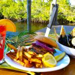 Fun atmosphere! Waterfront Dining in Port Richey, Florida