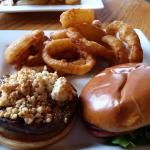Byron Black & Bleu Burger