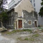 Christchurch centre, earthquake damage