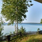 Gordon Lodge - Bailey's Harbor - North Bay - Door County - Top Deck - Forget Me Knot Cabin - lod
