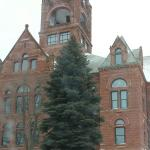 LaPorte Indiana Courthouse