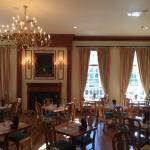 Swan Terrace Restaurant Foto