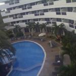 PISCINA DEL HOTEL CARIBBEAN BEACK DE LA ISLA DE MARGARITA.. VENEZUELA