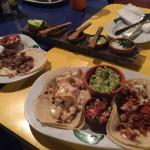 Tacos ! Get the Chorizo--so good.