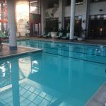 Great pool/ Hot tub