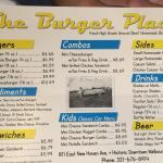 A good simple menu