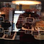 Chocoholic cake etc