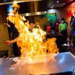 Foto de Samurai Teppanyaki Restaurant