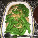 Thai veg with honeybean
