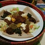Restaurant Marathon Ethiopien Foto