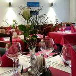 Café Restaurant Chez John Foto