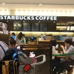 Foto di Starbucks Coffee, Haneda Airport Terminal 1 Market Place 3F