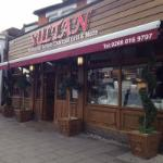 Sultan Turkish restaurant - Highly recommended for anyone who wants to experience all things Tur